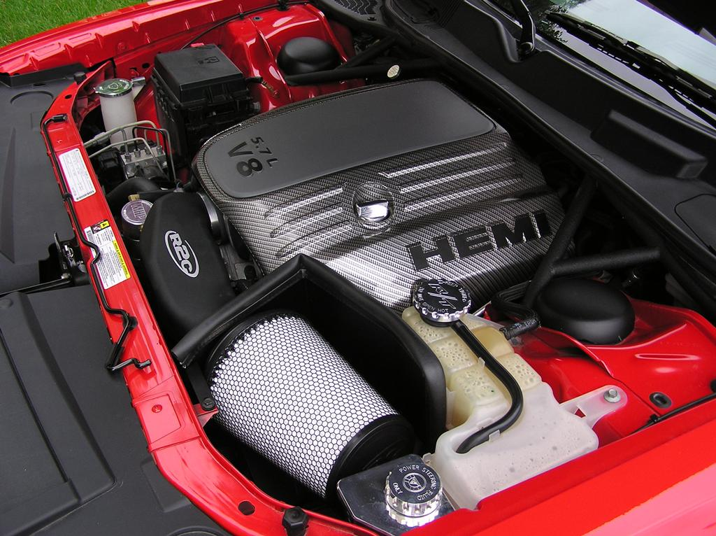 Challenger Cold Air Intake 5 7 Hemi