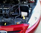 Ford Fiesta Cold Air Intake