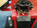 Float Bowl Drain System for Holley Carburetors