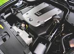 Infiniti G37 Cold Air Intake