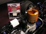 R/C High Performance Air Filters 1/8 -1/10 Scale