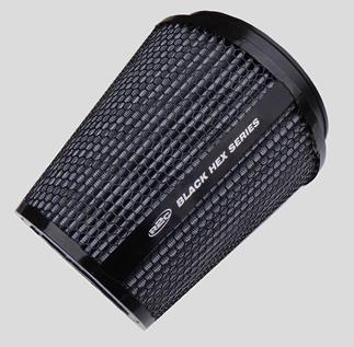 Race Filter Black Hex Series