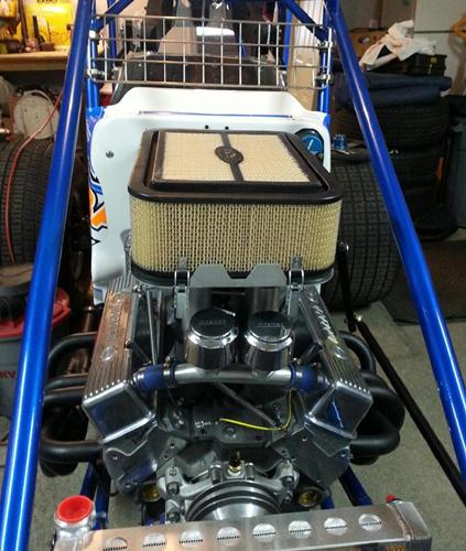 R2C Sprint Car Air Filter