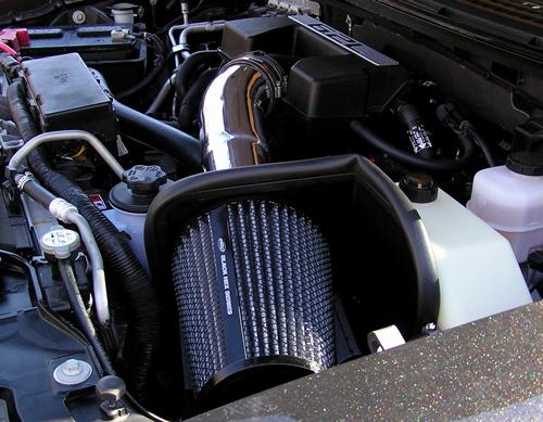 Ford Raptor Cold Air Intake