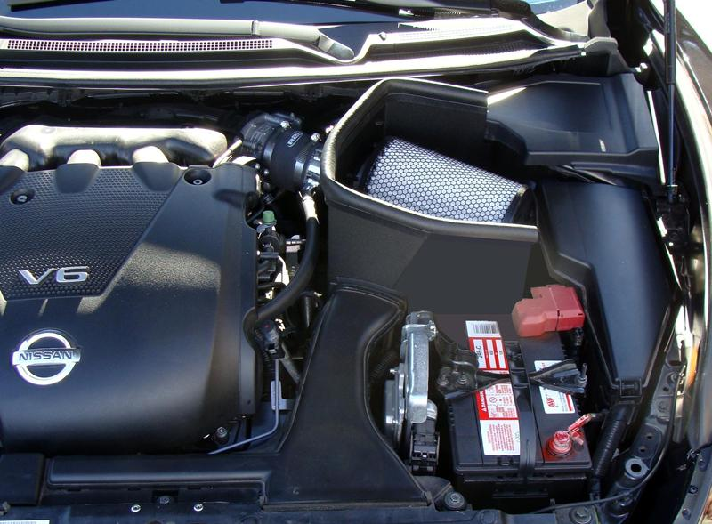 2009-2015 Maxima V6 Cold Air Intake