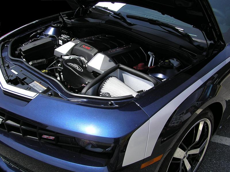 Camaro cold air intake
