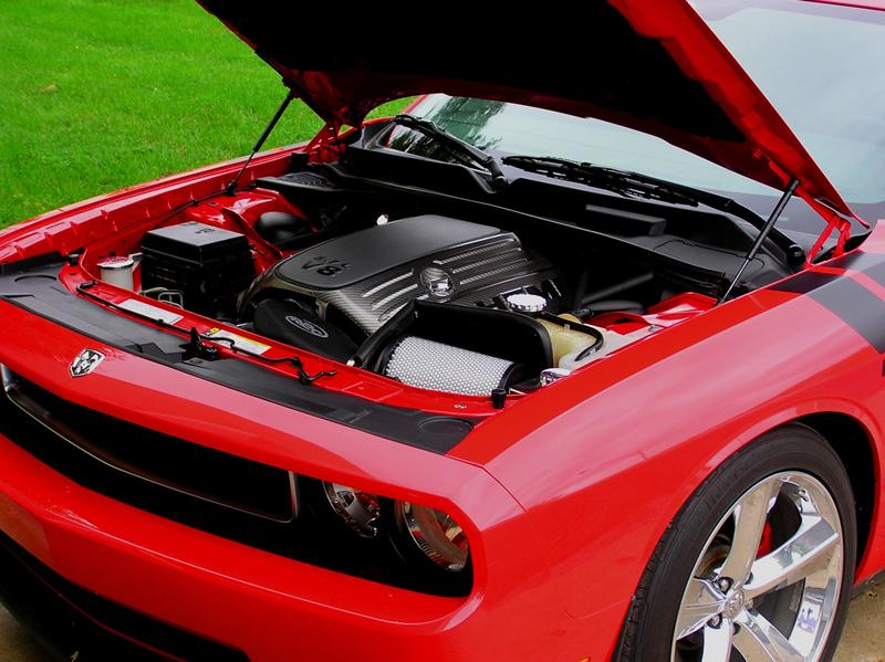 Challenger Cold Air Intake